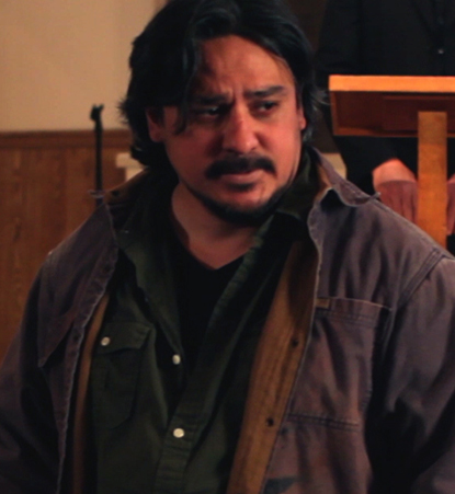 Cesar Marquez as Jack Manning